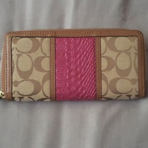 Beautiful authentic wallet